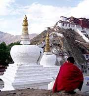 tibet monasteries trip